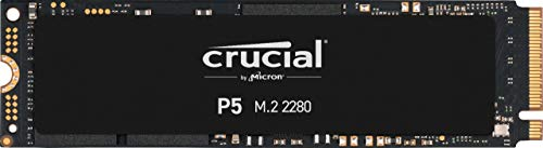 Crucial P5 1TB 3D NAND NVMe Internal SSD, up to 3400MB/s - CT1000P5SSD8
