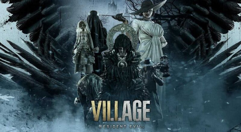 Resident Evil Village fue el rey de la PS Store en may